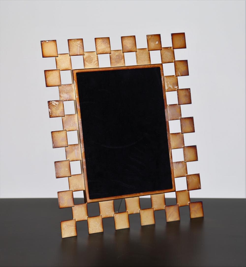MUNARI CLETO Silver picture frame