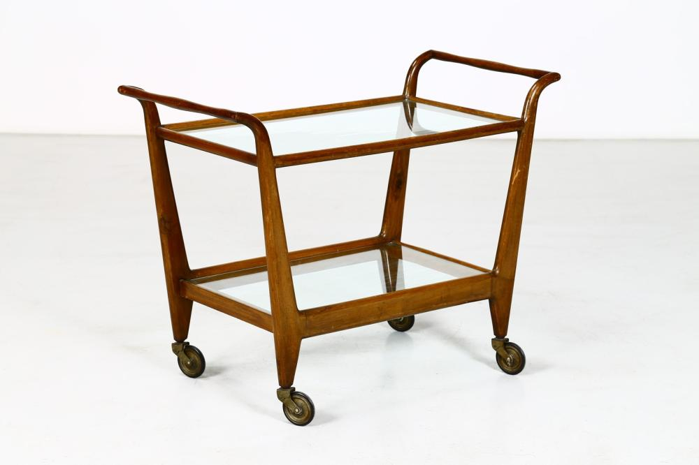PONTI GIO' (1891 - 1979) Attributed Trolley