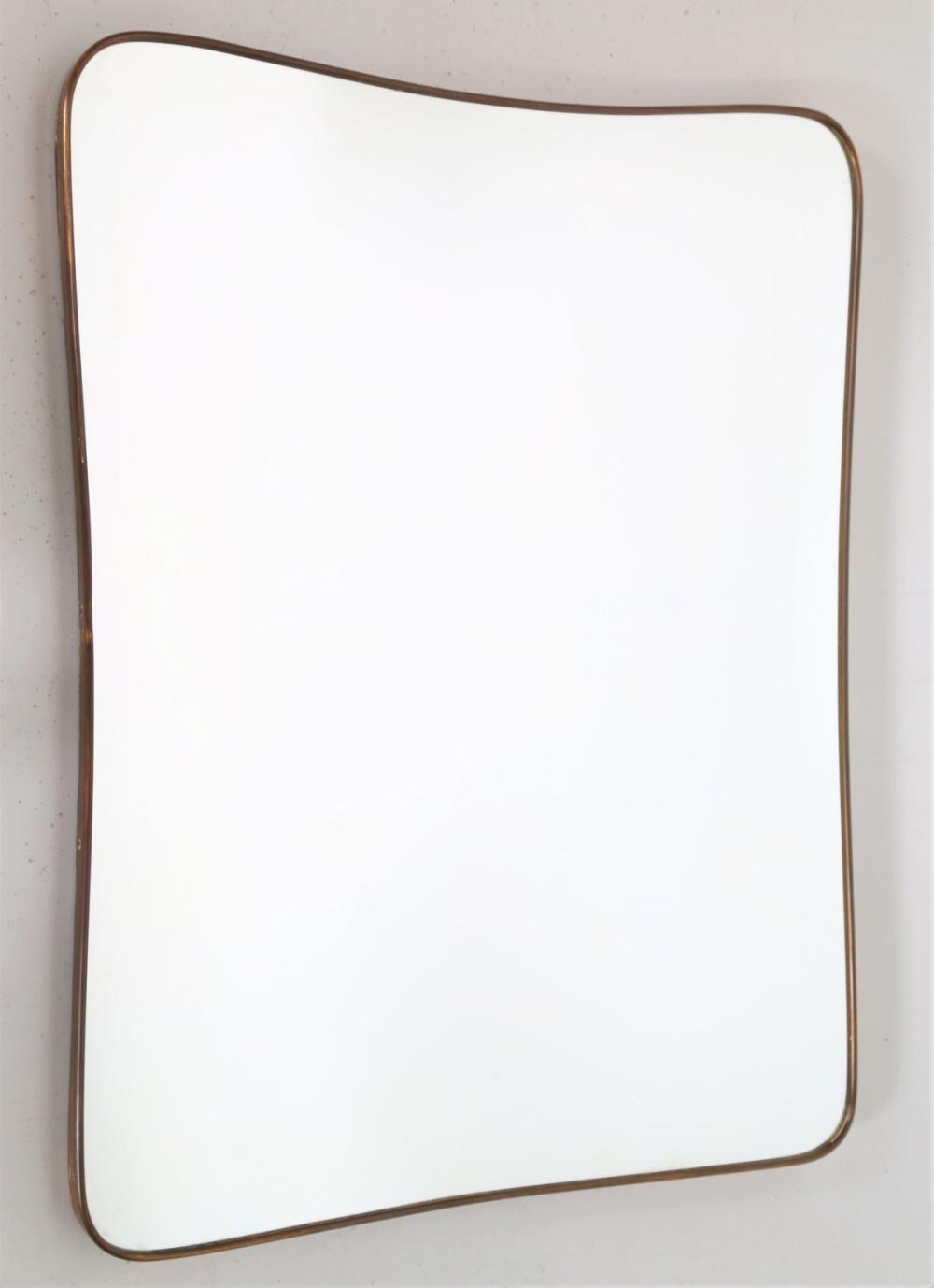 PONTI GIO' (1891 - 1979) Attributed Mirror mo. FA 33
