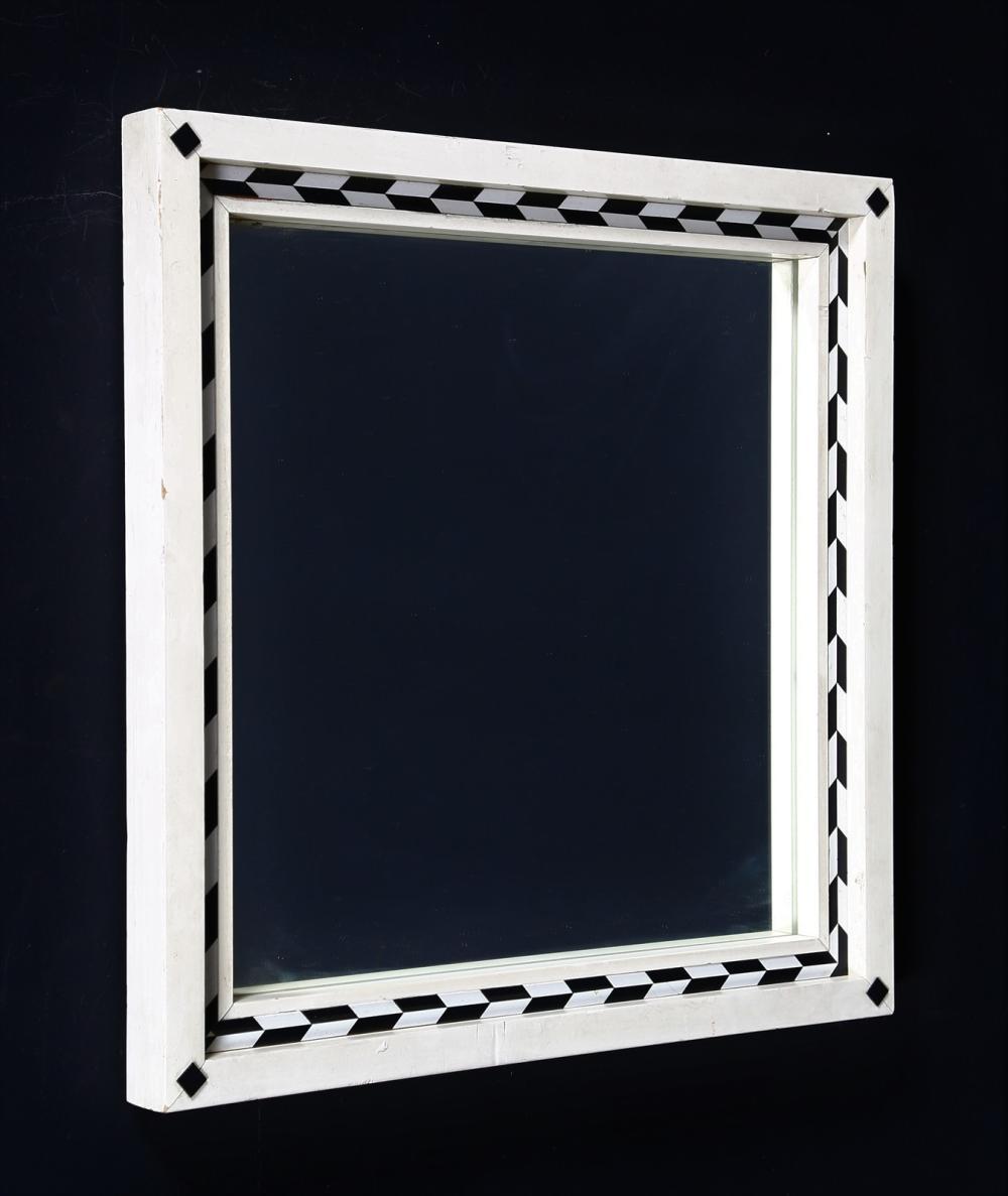 PORTOGHESI PAOLO (n. 1931) Table mirror.
