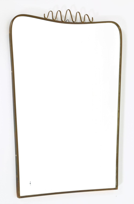 PONTI GIO' (1891 - 1979) Mirror