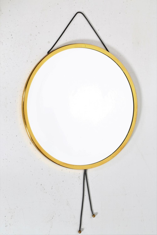 """CORRADO CORRADI DALL'ACQUA  (1905 - 1982) Mirror mod. """"Viper"""""""