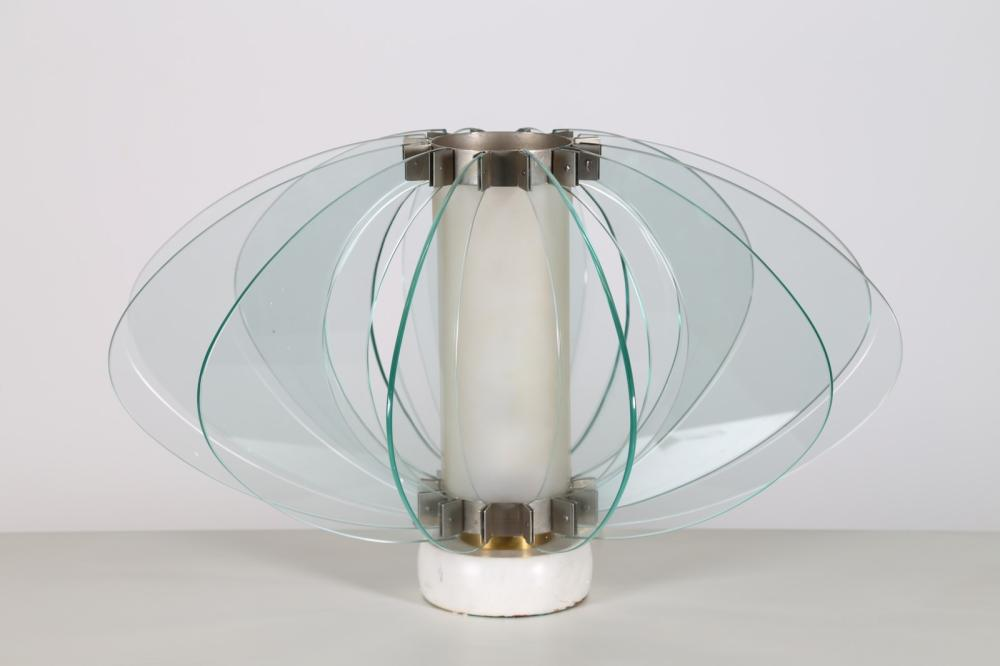 FONTANA ARTE In the manner of. Table lamp