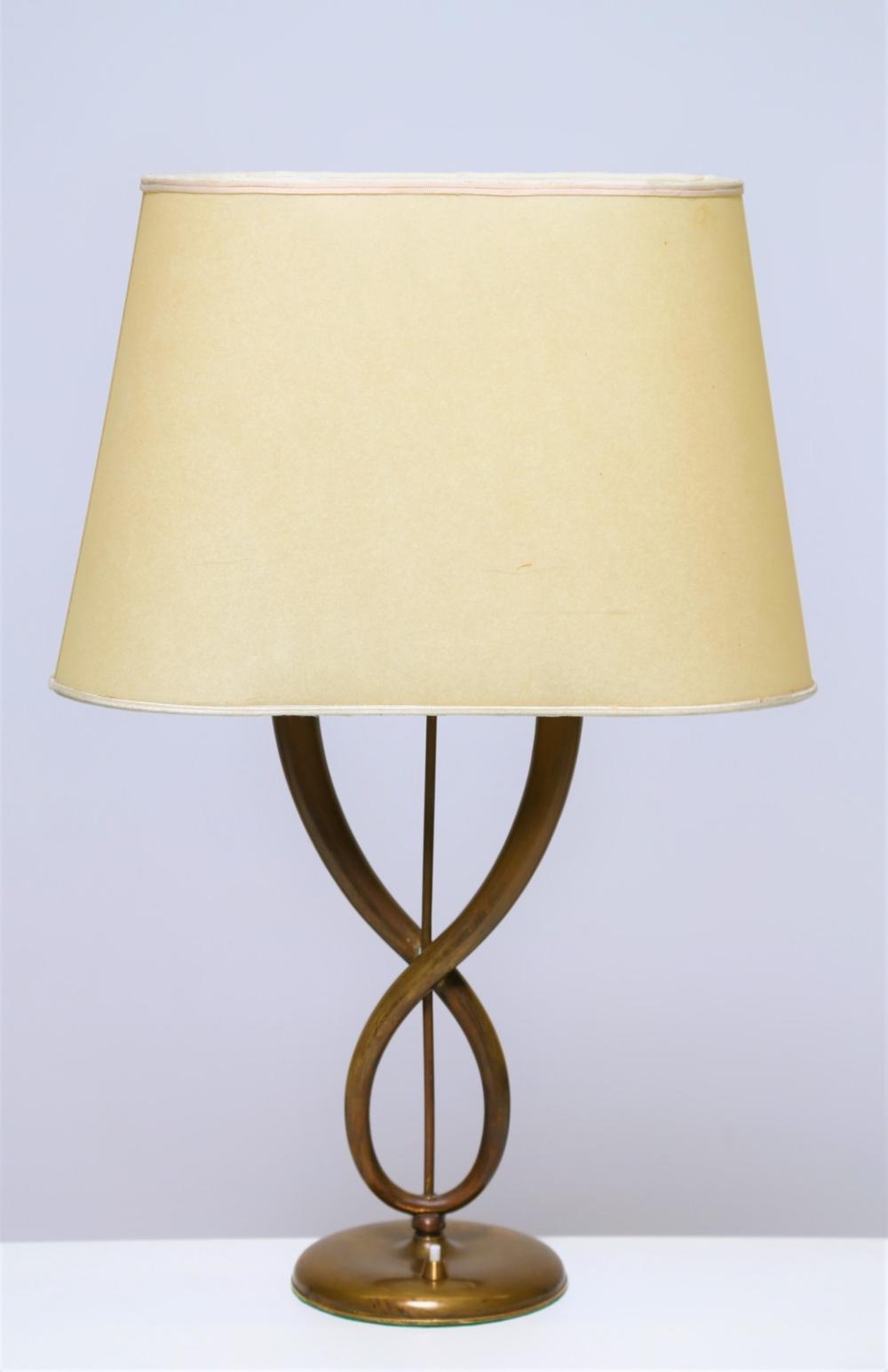 PONTI GIO' (1891 - 1979) Table lamp