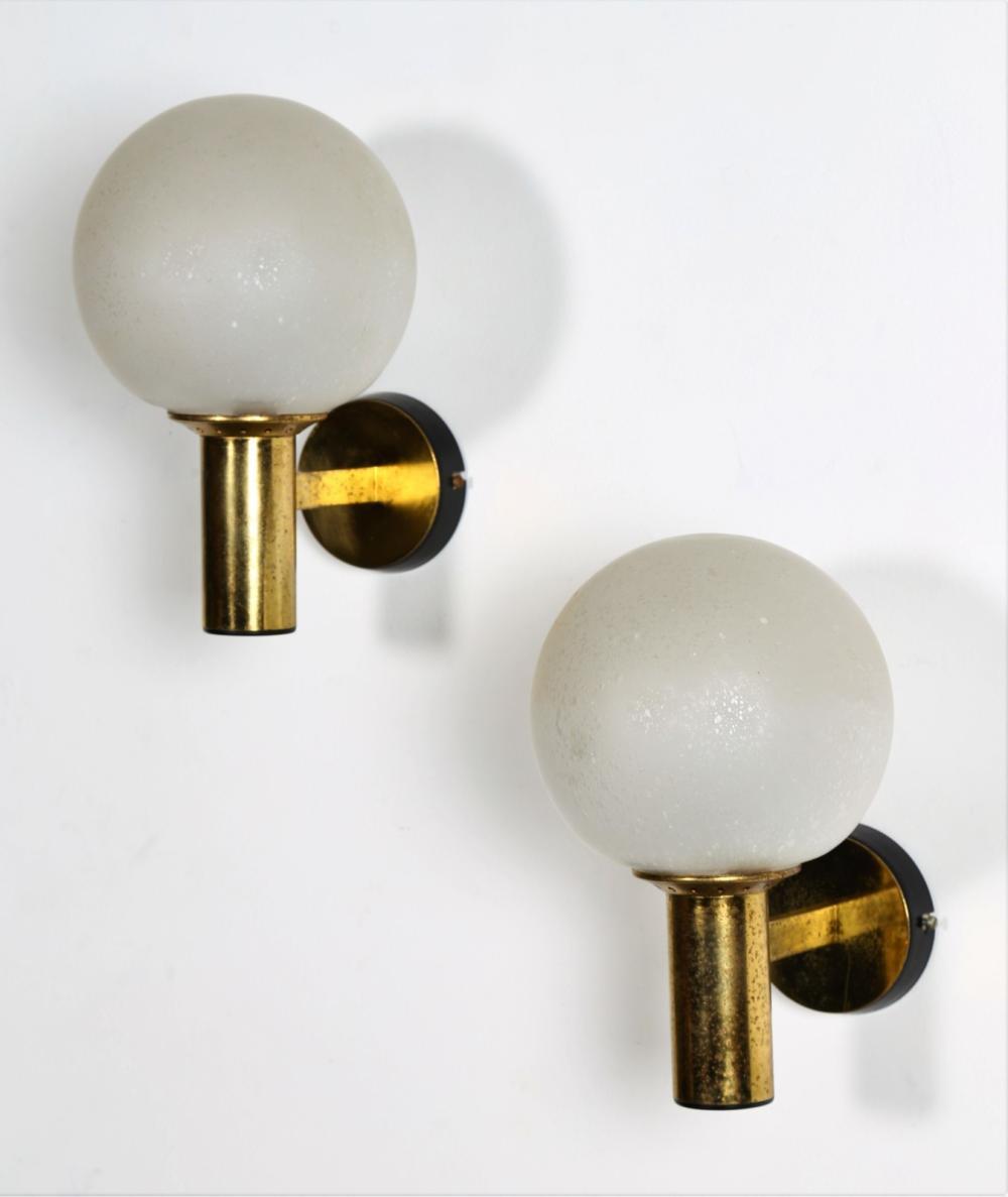 ARREDOLUCE Pair of wall lamps