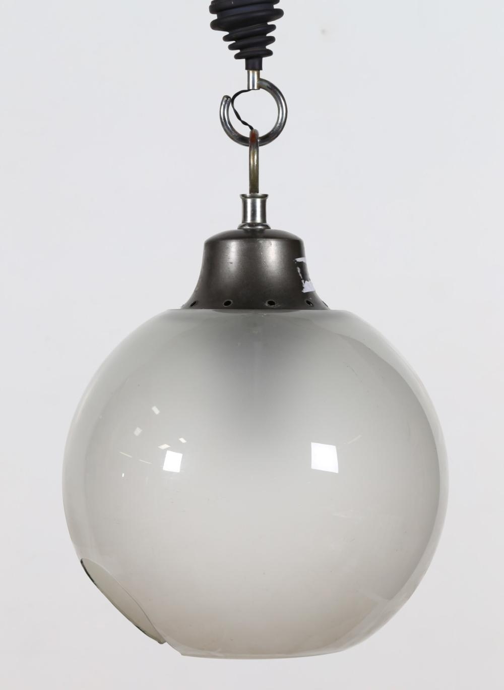 CACCIA DOMINIONI LUIGI (n. 1913) Ceiling lamp, mod. LS10