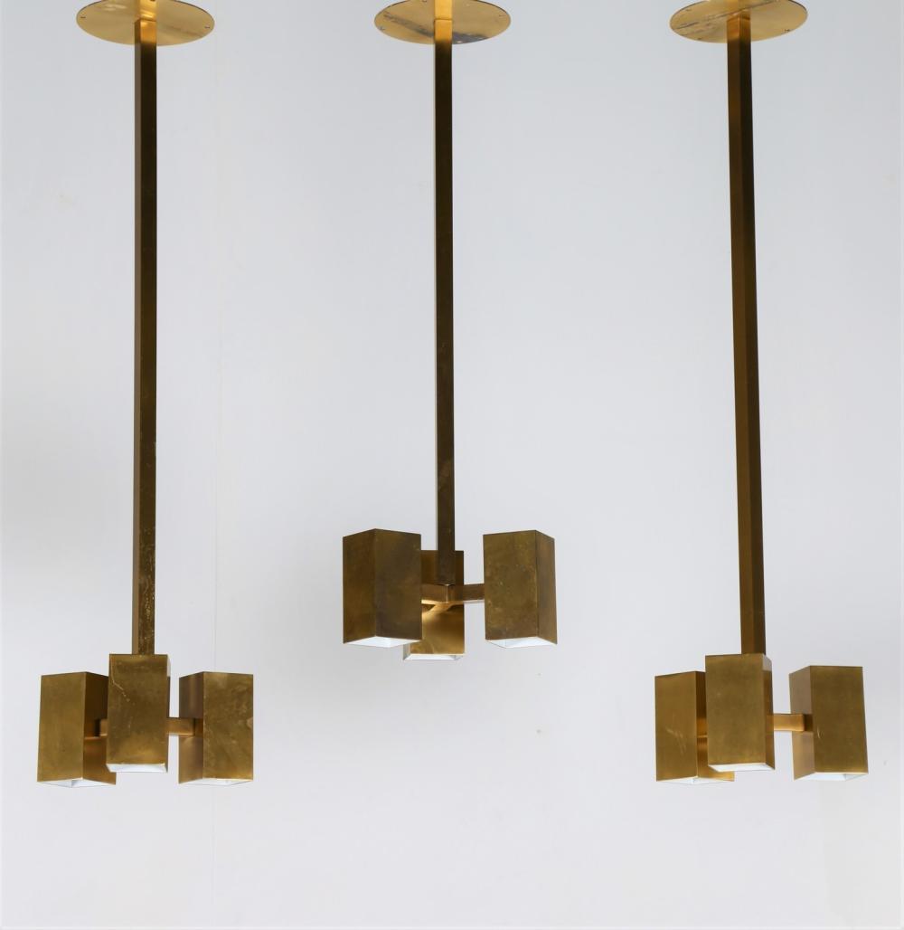 LUMI MILANO Three ceiling lamp