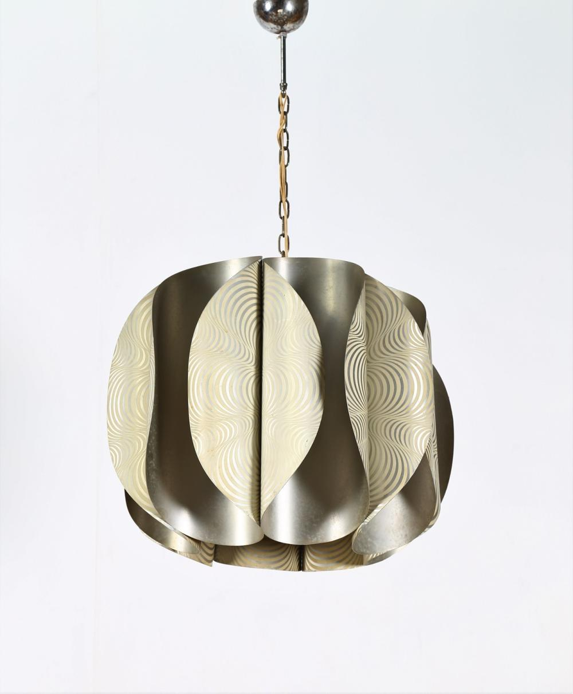 BURCHIELLARO LORENZO (n. 1933) Ceiling lamp