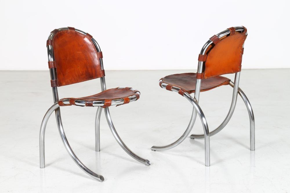 STUDIO TETRARCH Pair of chairs mod. Medusa