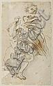 ARTISTA DEL XVIII SECOLO Ritratto d'uomo con