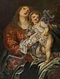 ARTISTA RUBENSIANO DEL XVIII SECOLO Madonna con