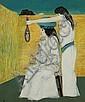 Lo specchio, Arturo Carmassi, Click for value