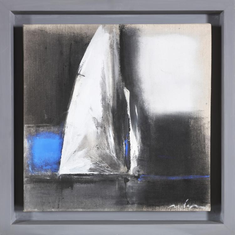 VITALI VELASCO (n. 1960) Sail.