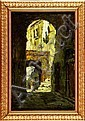 GIOVAN FRANCESCO GONZAGA (1921-2007), Alley, On, Giovan Francesco Gonzaga, Click for value