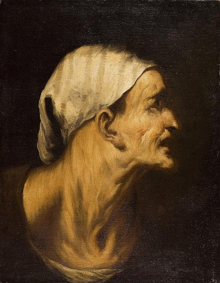 Portrait of an old man (Masaniello?)