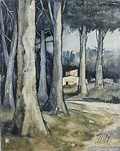 Charles Levier (French, 1920-2003)