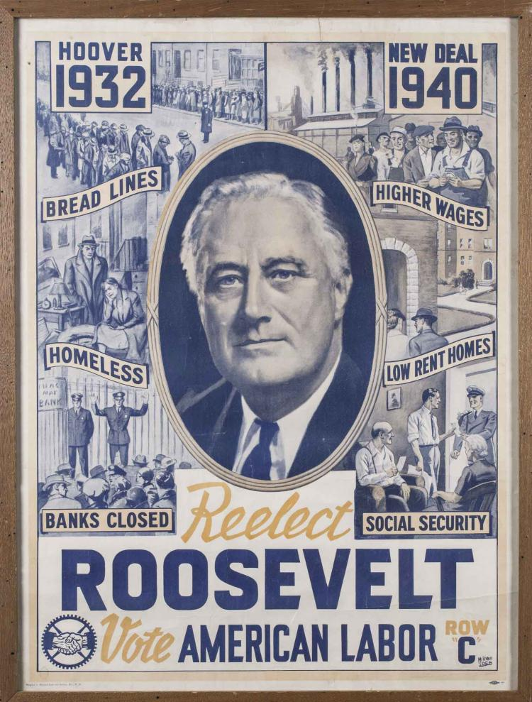 franklin d roosevelt and the great depression in america