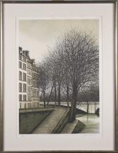 Winter Urban Landscape (20th Century)