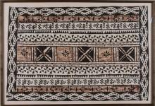 Handmade Paper with Painted Designs (20th Century)