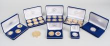 Group of National Collector's Mint Coins