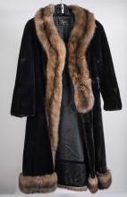 Fredrica Lady's Fur Coat