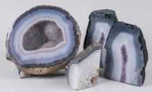 Four Geodes
