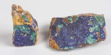 Two Mineral Specimens