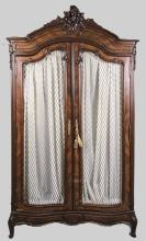 French Two Door Armoire
