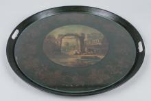 Tole Serving Tray
