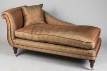 Upholstered Recamier