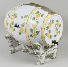 Ceramic Wine Cask