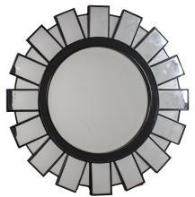 Mirror Framed Starburst Mirror