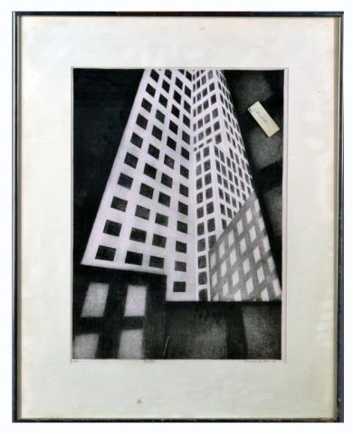 Michael Dicerbo (Am, 1947)  Untitled