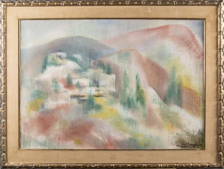Isaac Lichtenstein (American, 1888-1981)