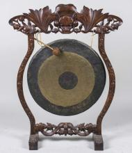 Asian Style Gong