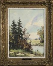 K. Herzog, Landscape Painting