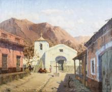 Jorge de la Puente (Mexican/American,20th Century)