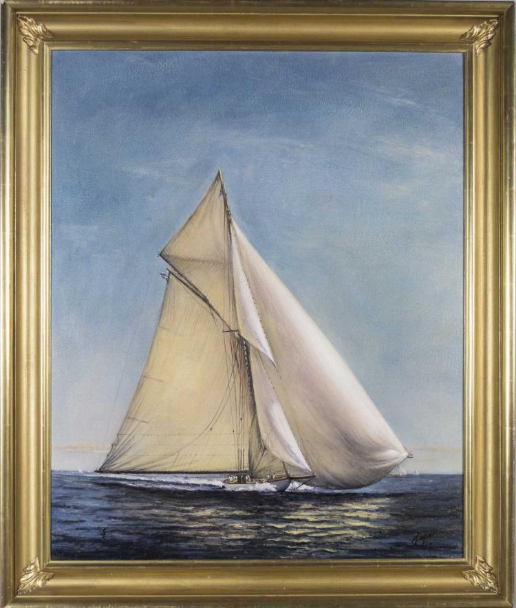 Peter Layne Arguimbau (American, b. 1951)