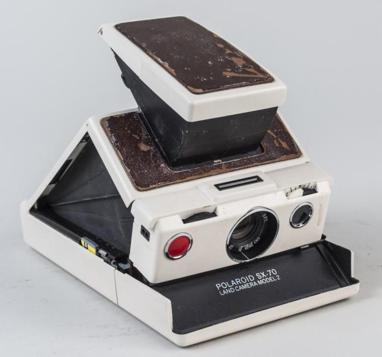 Vintage Polaroid SX 70 Land Camera Model 2