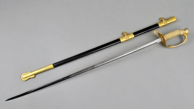 U.S. Navy Ceremonial Sword