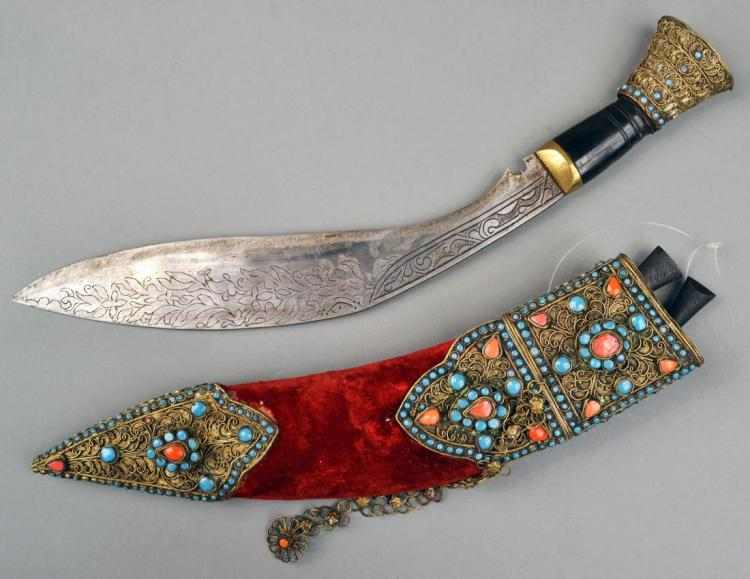 Indian Ceremonial Kukri