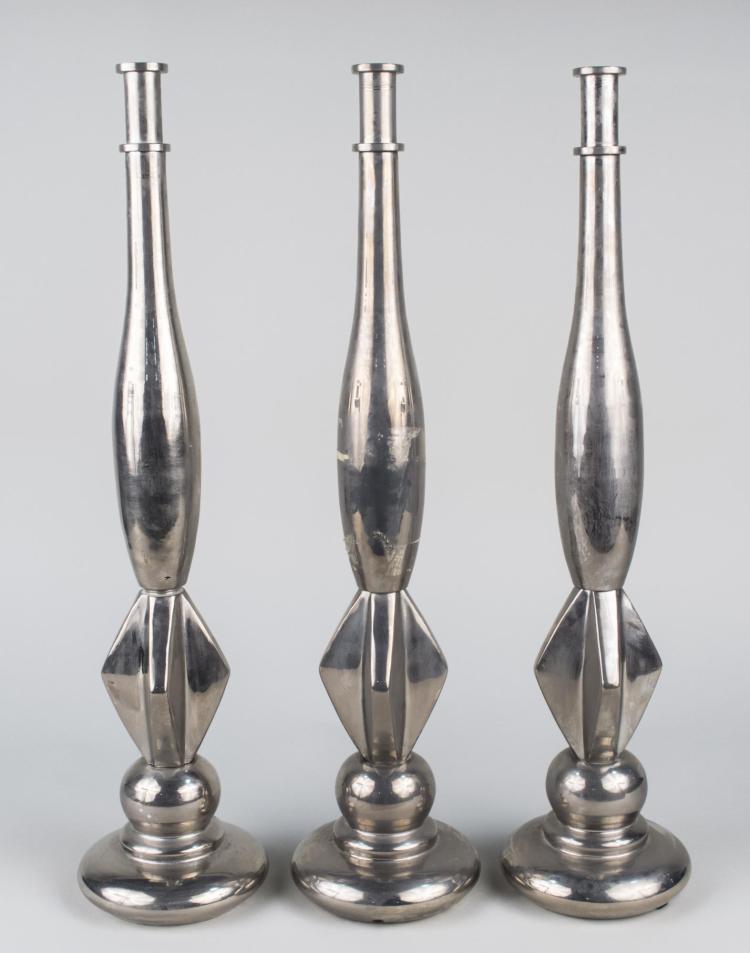 Three Lamp Bases