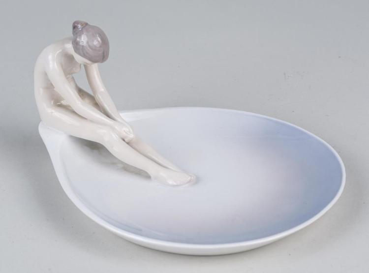 Royal Copenhagen Porcelain Vide Poche