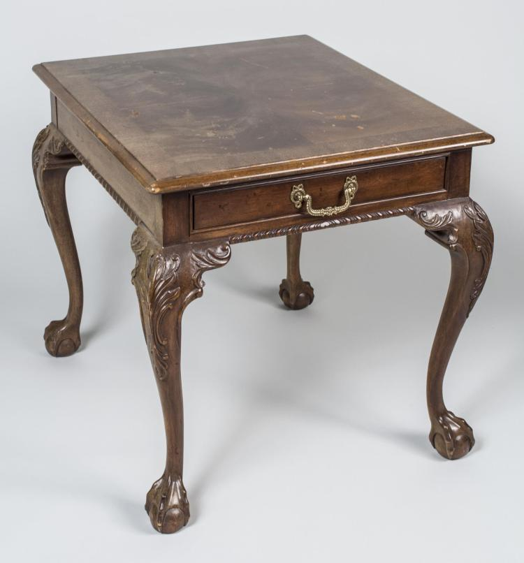 Georgian Style Low Table