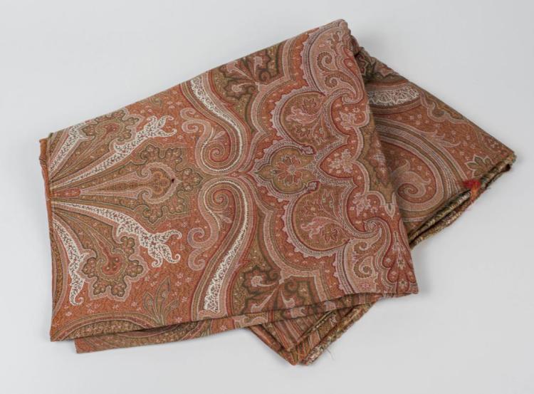 Large Paisley Fragment
