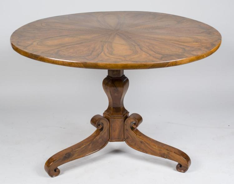 Exotic Wood Center Table *