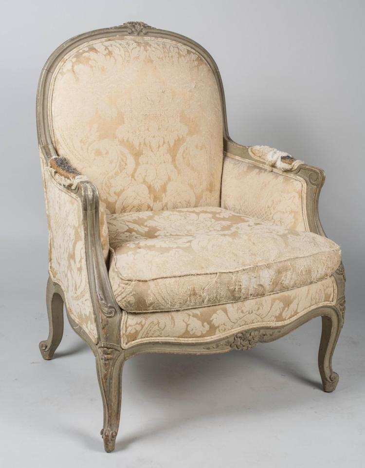 Louis XV Style Bergere