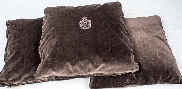 Set of Three Ralph Lauren Throw Pillows