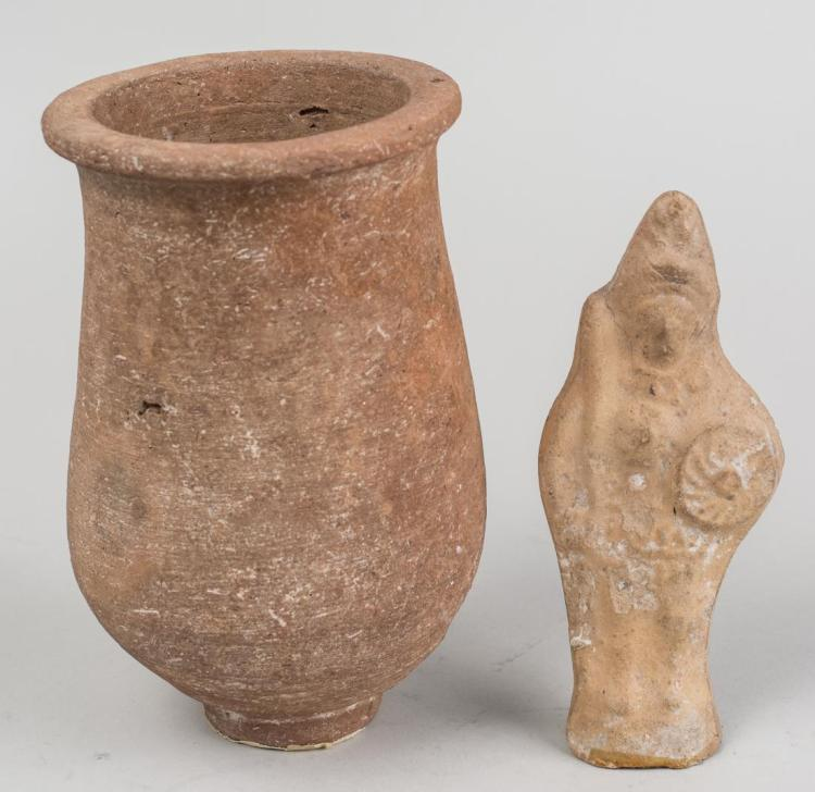 Two Early Roman Pottery Articles