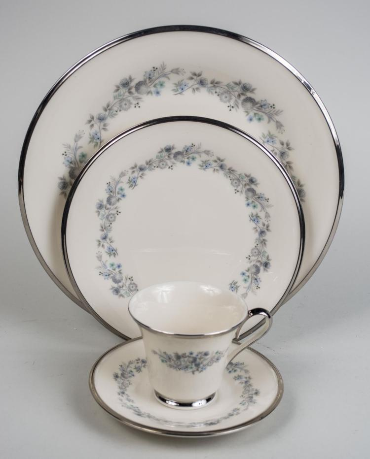 Lenox Porcelain Dinner Set